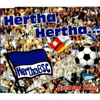 Reim , Matthias - Hertha, Hertha unsere Hertha (Maxi)