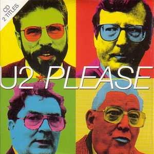 U2 - Please (Maxi)