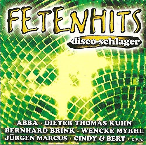 Sampler - Fetenhits - Disco Schlager
