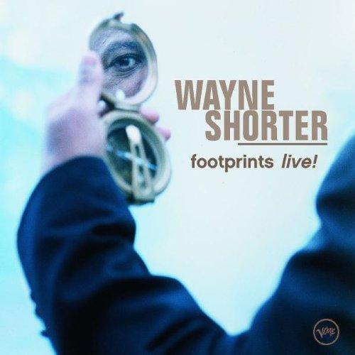 Shorter , Wayne - Footprints Live!