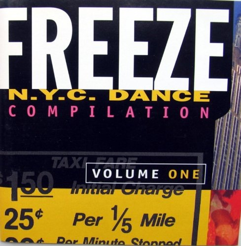 Sampler - Freeze NYC Dance Compilation 1