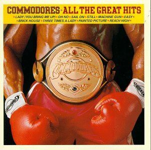 Commodores , The - All the Great Hits