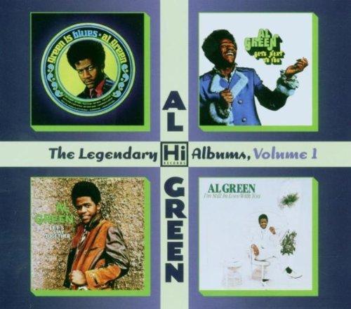 Green , Al - The Legendary Hi Records Albums Volume 1