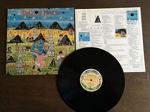 Talking Heads - Little Creatures (Vinyl)