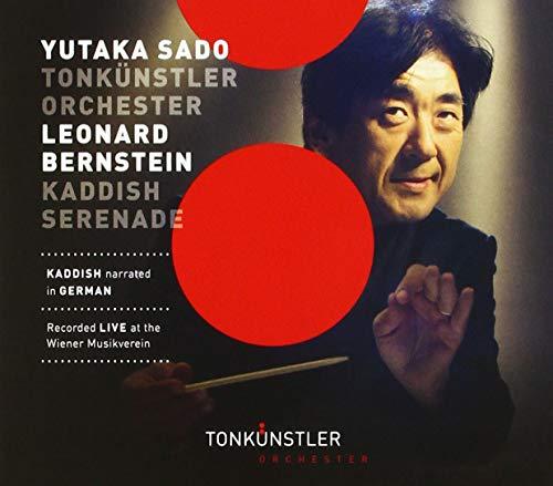 Sado , Yutaka & Tonkünstler Orchester - Bernstein: Symphonie Nr. 3 'Kaddish' & Serenade (Sampson, Brauer-Kvam, Shoji, Sado)