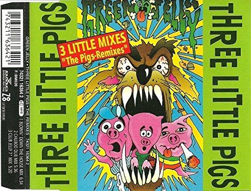 Green Jelly - Three little pigs (Maxi)