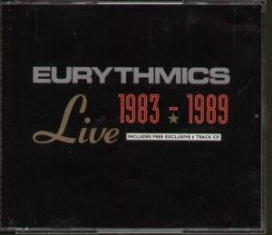Eurythmics - Live 1983 - 1989