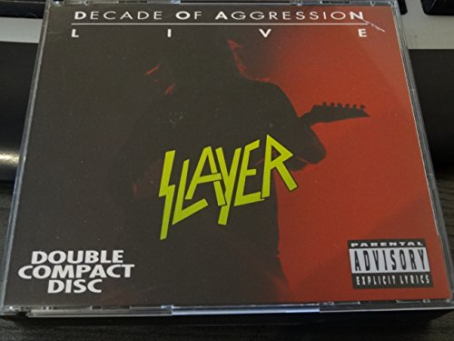 Slayer - Decade of Aggression - Live