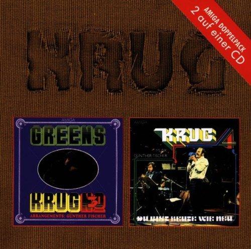 Krug , Manfred - Greens / Du bist heute wie neu