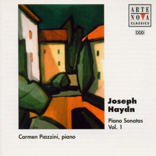 Haydn , Joseph - Piano Sonatas 1 (Piazzini)