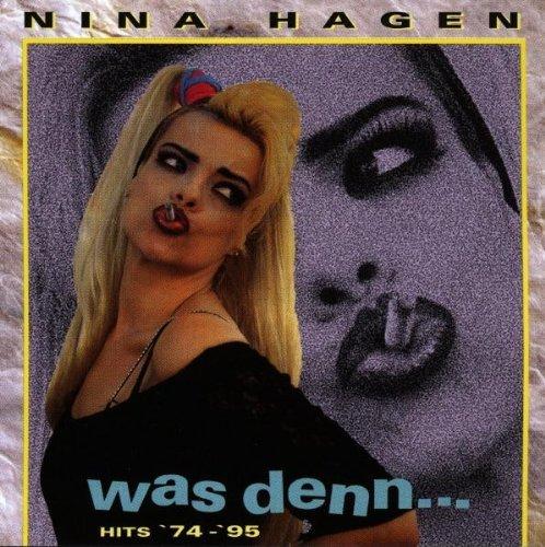 Hagen , Nina - Was denn - Hits 74 - 95