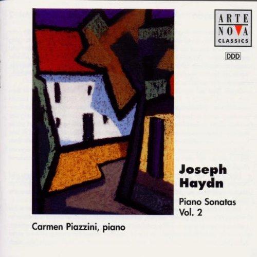 Haydn , Joseph - Piano Sonatas 2 (Piazzini)