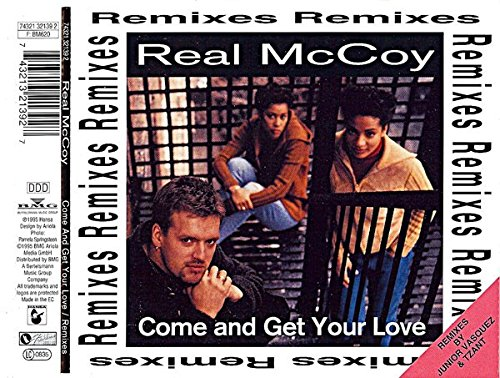 Real McCoy - Come And Get Your Love (Maxi)