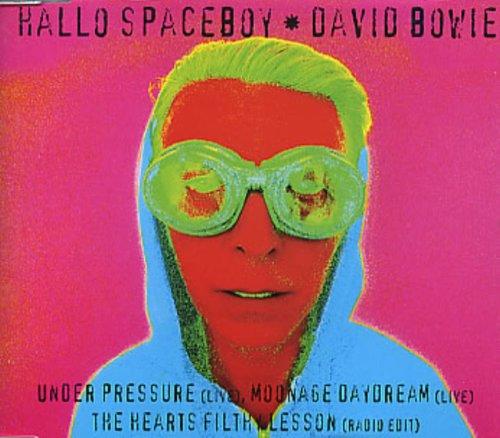 Bowie , David - Hallo Spacboy (Maxi)