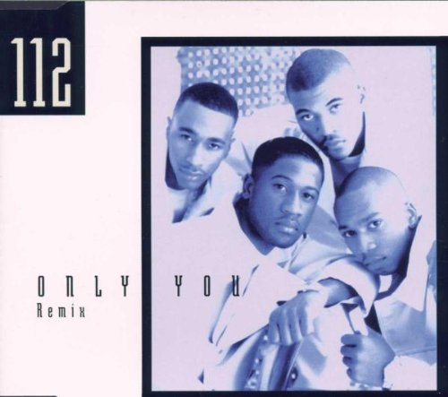 112 - Only You (Remix) (Maxi)