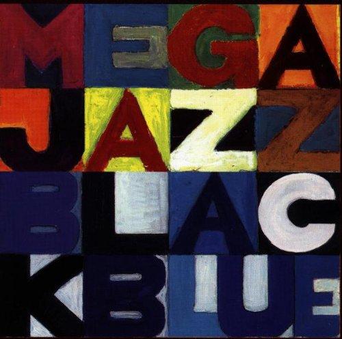 Sampler - Mega Jazz 4 - Black & Blue