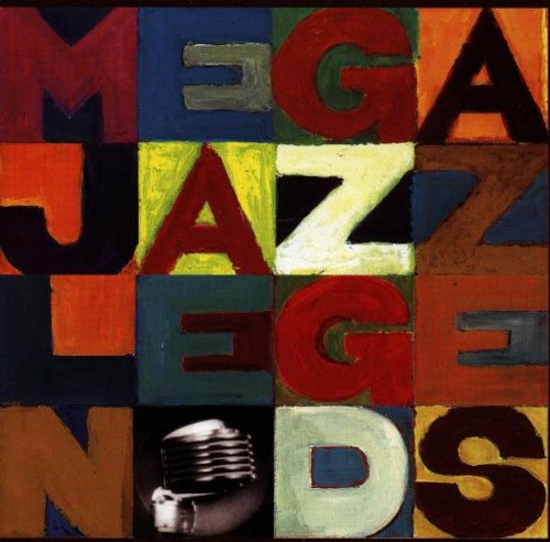 Sampler - Mega Jazz 10 - Legends