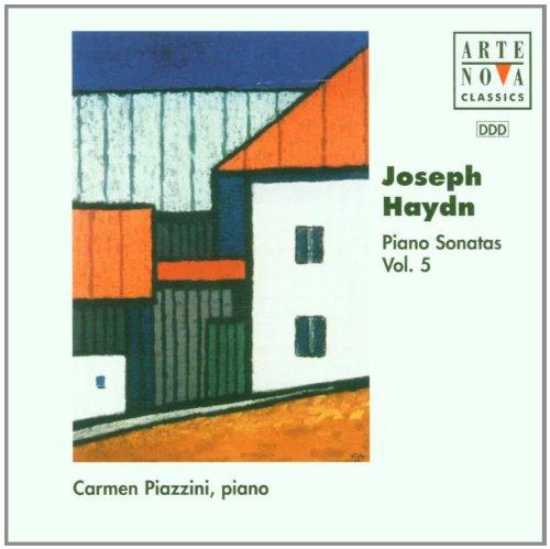 Haydn , Joseph - Piano Sonatas 5 (Piazzini)
