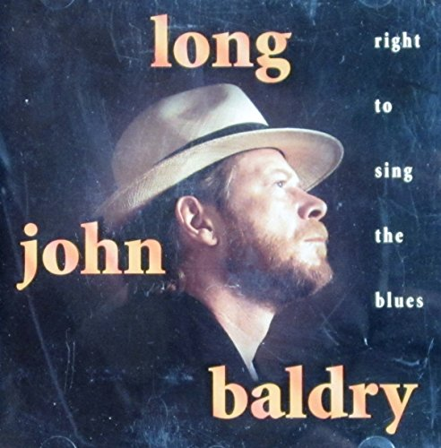 Baldry , Long John - Right to Sing the Blues