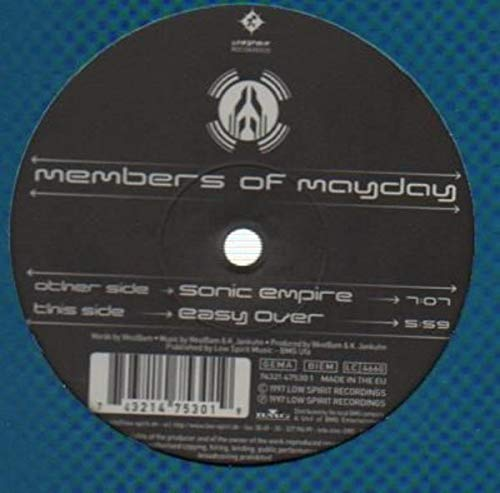 Members of Mayday - Sonic Empire [Vinyl Single]