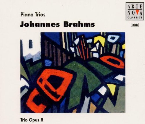 Brahms , Johannnes - Piano Trios Vol. 1&2 (Trio Opus 8)