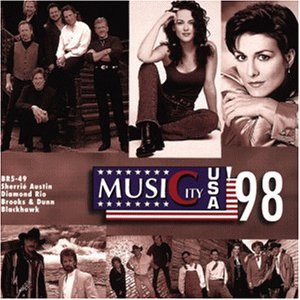 Sampler - Music City Usa '98 / Marlboro