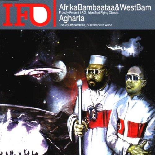 Afrika Bambaataa & Westbam - Agharta (Maxi)
