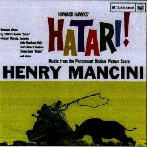 Mancini , Henry - Hatari!