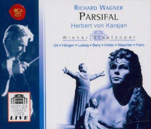 Wagner , Richard - Parsifal (Waechter, Franc, Hotter, Karajan)