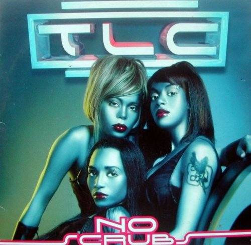 TLC - No Scrubs (Maxi)