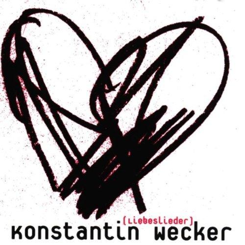 Wecker , Konstantin - Liebeslieder