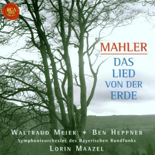 Mahler , Gustav - Das Lied von der Erde (Maazel, Meier, Heppner)(US-Import)