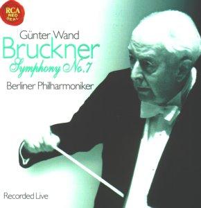 Bruckner , Anton - Symphony No. 7 - Recorded Live (Wand)