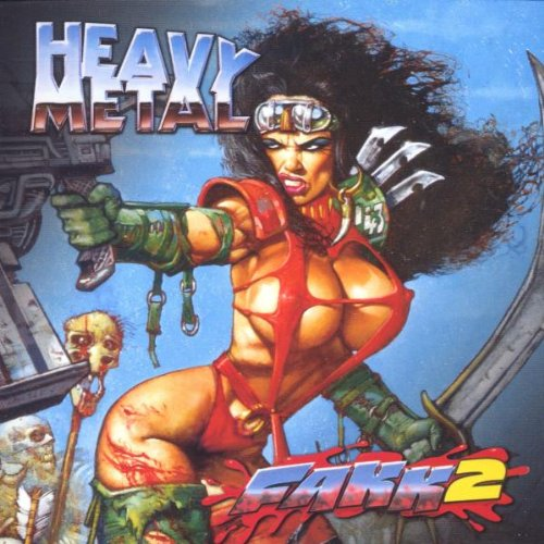 Soundtrack - Heavy Metal F.A.K.K. 2