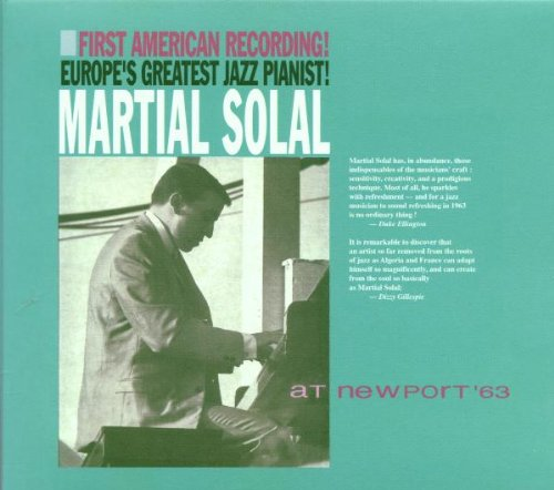 Solal , Martial - At Newport '63