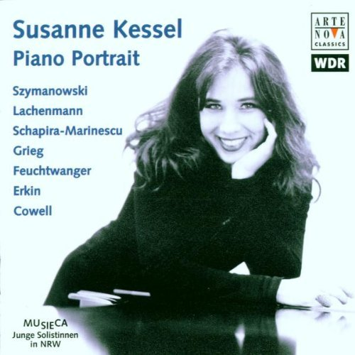 Kessel , Susanne - Piano Portrait (UK-Import)