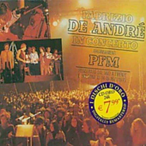 De Andre , Fabrizio - In Concerto (Arrangiamenti P.F.M.)