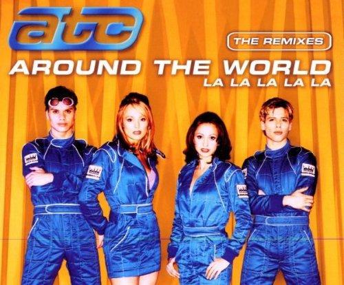 ATC - Around The World (la la la la) (The Remixes) (Maxi)