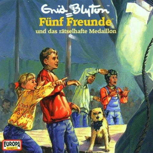 Blyton , Enid - Fünf Freunde 38: und das rätselhafte Medaillon