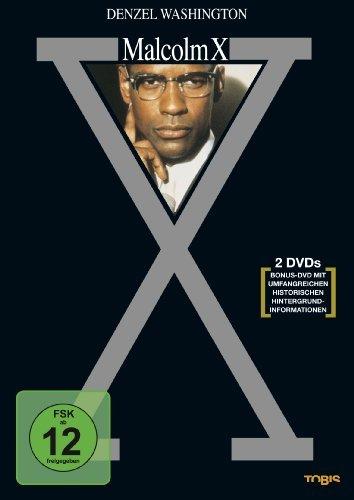 DVD - Malcolm X