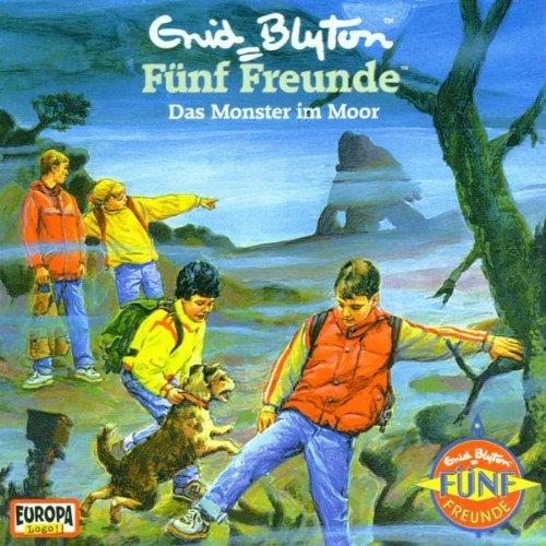 Blyton , Enid - Fünf Freunde 39 - Das Monster im Moor