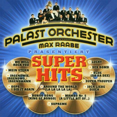 Raabe , Max & Palast Orchester - Superhits