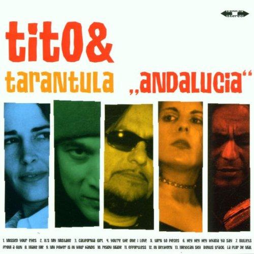 Tito & Tarantula - Andalucia