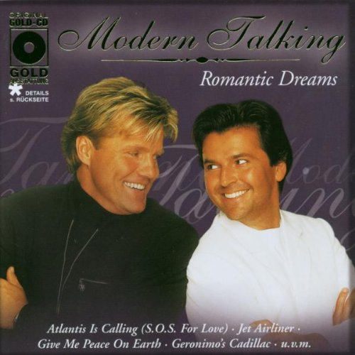 Modern Talking - Romantic Dreams