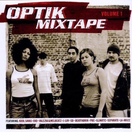 Sampler - Optik Mixtape