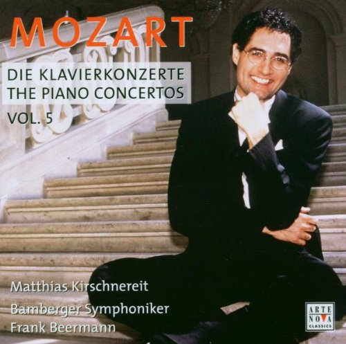 Mozart , Wolfgang Amadeus - The Piano Concertos 5 (Kirschnereit, Beermann)