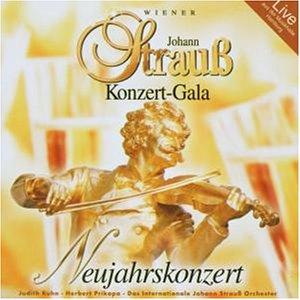 Strauss , Johann - Wiener Johann Strauss Konzert-Gala / Neujahrskonzert