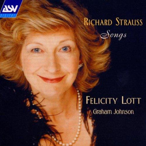 Strauss , Richard - Songs (Lott, Johnson)
