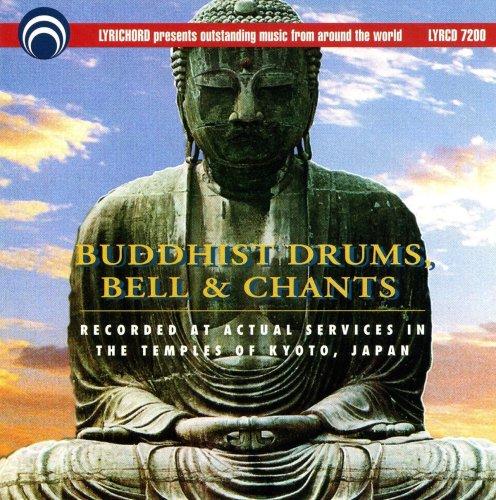 Takasago , Katsumasa - Buddhist Drums, Bell & Chants - The Sounds Of Buddhism