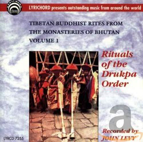 Levy , John - Rituals Of The Drukpa Order (Tibetan Buddhist Rites From The Monasteries Of Bhutan 1)